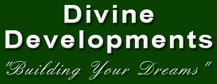 DIvine Developments - 'Building Your Dreams' logo